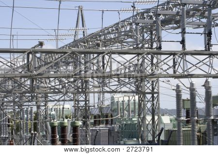 Electricity Sub-Station & Transformers