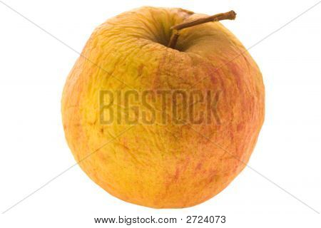 Withering Apple
