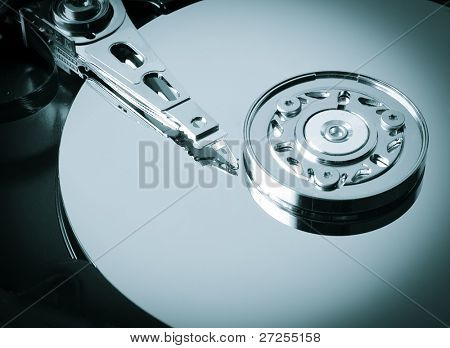 cerca del disco duro