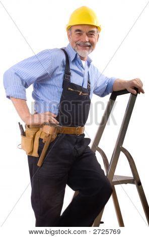 Reparador feliz