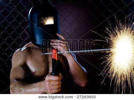 Workman Welder