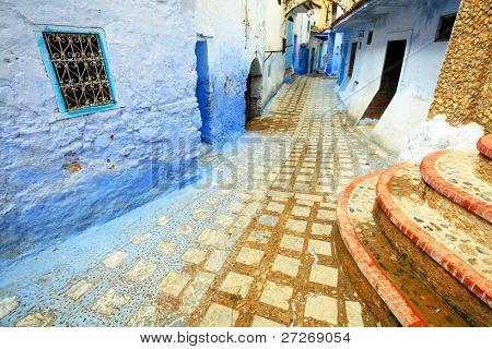Chefchaouen Old Medina, Morocco