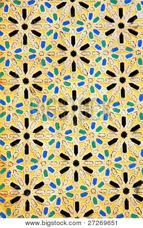 Cerámica marroquí