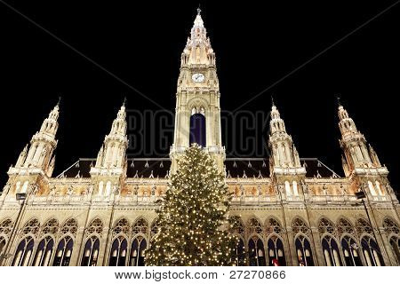 Townhall of Vienna, Austria