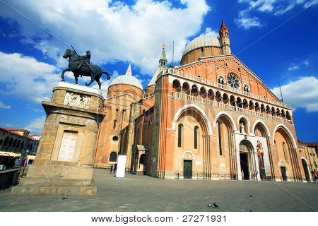Saint Anthony Church (Basilica) - Padova, Italy