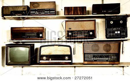 Rádios vintage