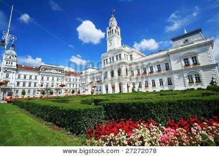 Townhall de Arad, Romania