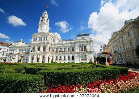 Arad Rathaus, Rumänien