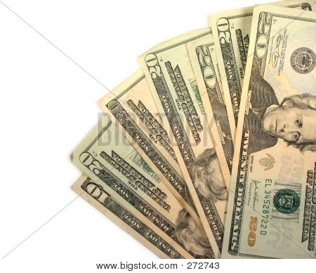 Twenty Dollar Us Bills