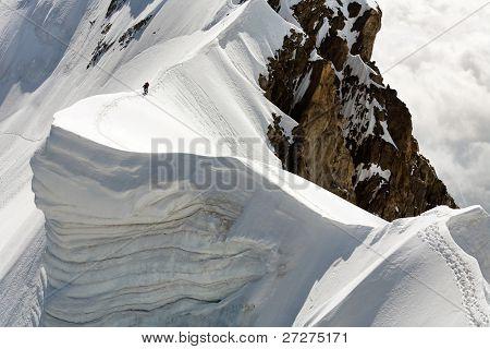 Rochefort Ridge, Haute Savoie, France