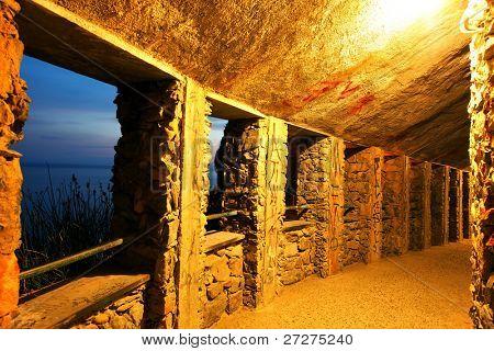 Via del Amore on the ligurian coast, Cinque Terre, Italy