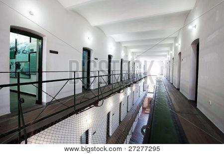 Interior de prisão