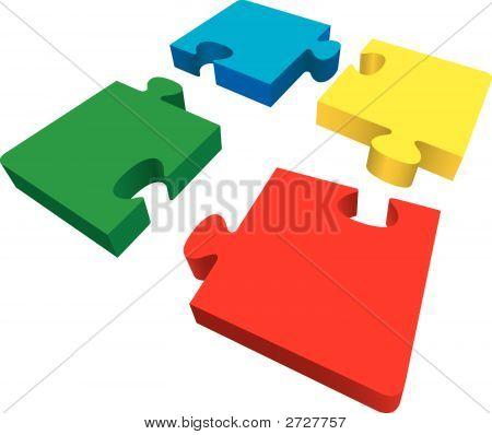 Four Puzzles.