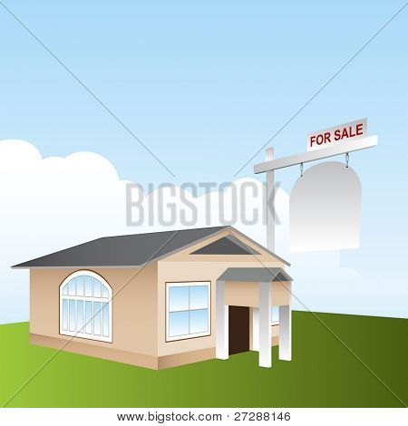 An image of a home for sale.