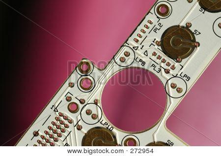 White Circuitboard