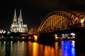 picture of koln  - Dom in Koln - JPG