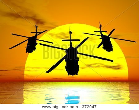 Sunset Helicopters