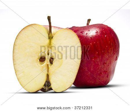 Full & Half Apple