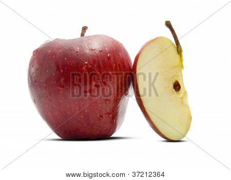 Full & Cut Apple