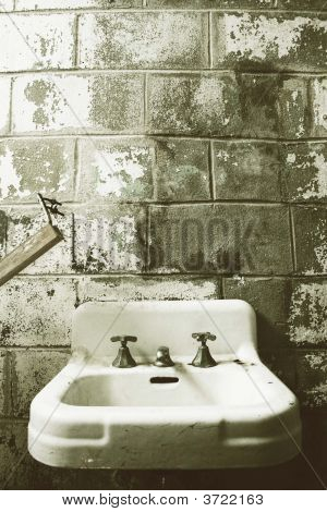 Industrial Sink