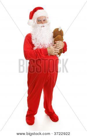 Bedtime Santa Claus