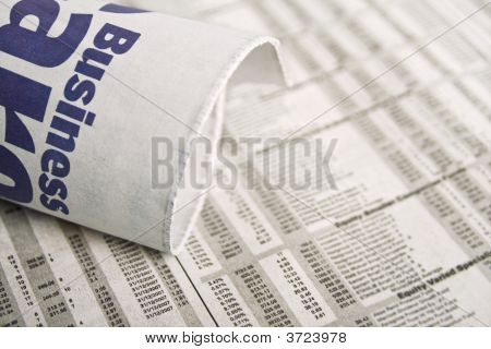 Newspaper - Business News