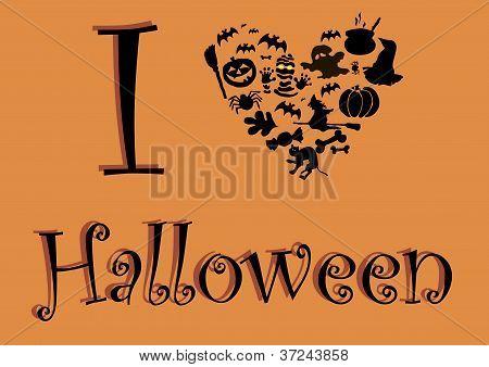 Ich liebe Halloween