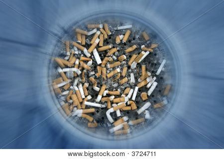 Cigarettes Butt