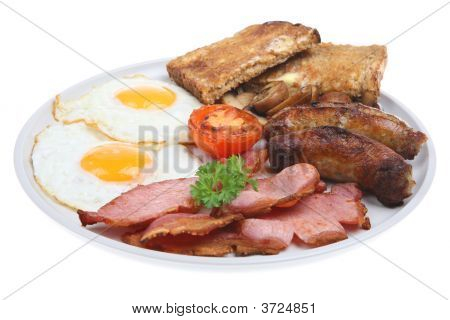English Fried Breakfast