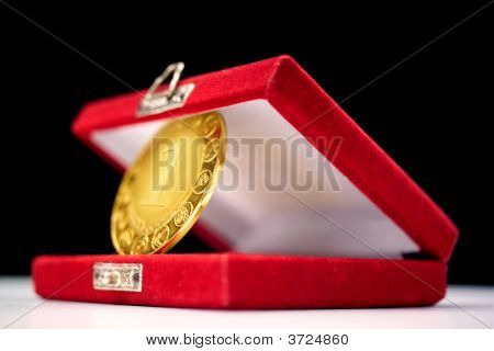 Goldmedaille