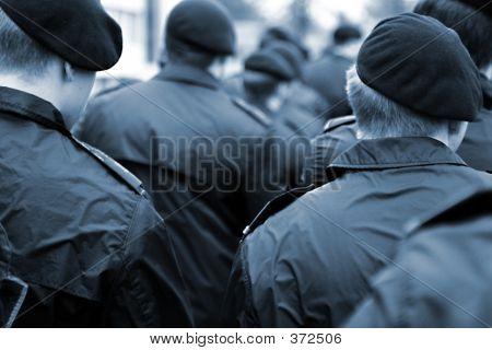 Soldiers In Uniform1