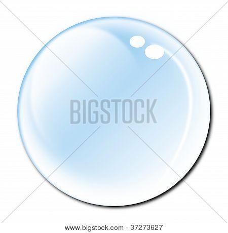 Beautiful bubble vector