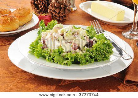 Waldorf Holiday Salad