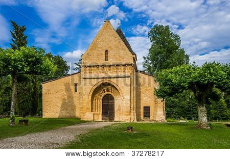 church in souillac dordogne perigord France