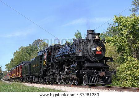 Zentrale Ohio Railroad