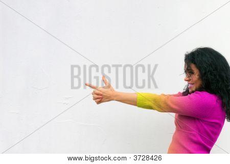 Girl Playng
