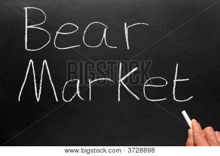Writing The Stock Market Phrase