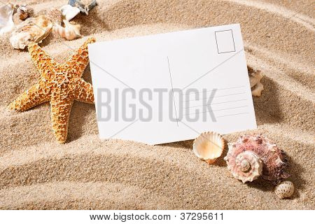 Postcard From Beach
