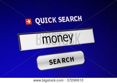 Search For Money
