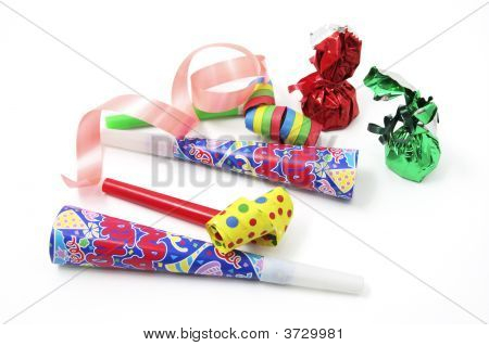 Chocolate Lollies And Party Favors