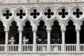 Gallery Windows Of The Doge's Palace
