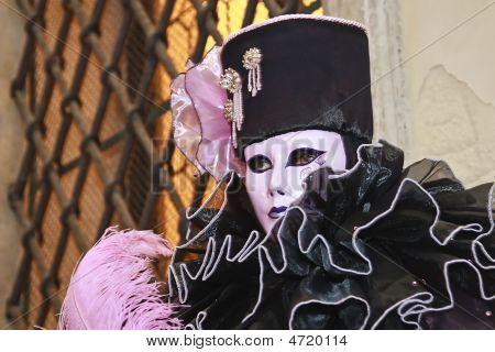 Pink Clown