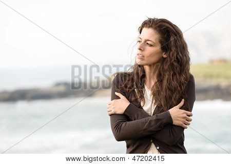 Heart Broken Sad Woman