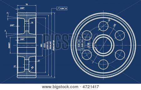 Mechanical Sketch