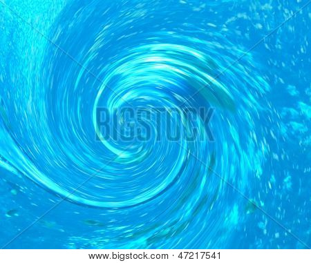 Hurricane Abstract