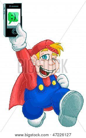 Smartphone Dude