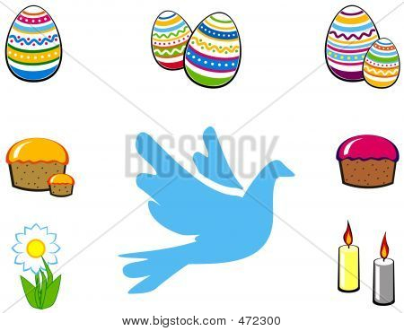 Easter Illustrations