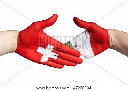 Swiss Italian Handclap