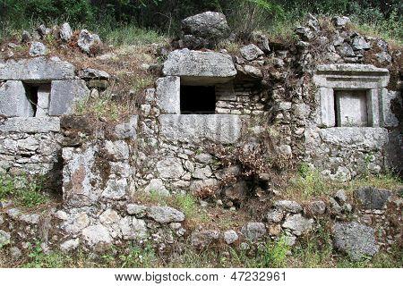 Sarcophaguses