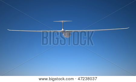 Glider On The Sky